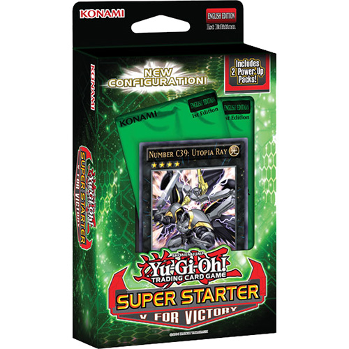 Super Starter Deck 2013 V for Victory