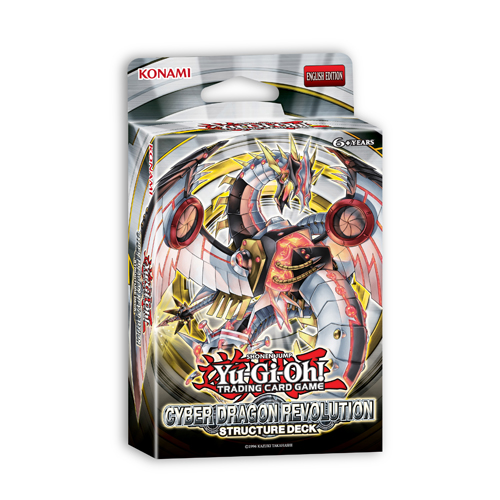 Structure Deck Cyber Dragon