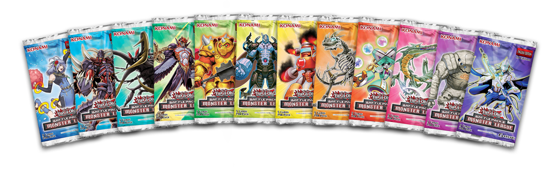 Battle Pack 3 Monster League