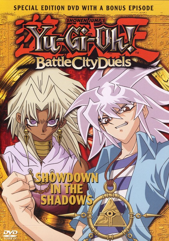 Pack du Duelliste : Battle City