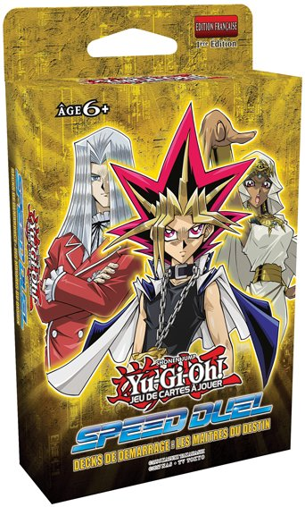 Planning des sorties Yu-Gi-Oh 2019