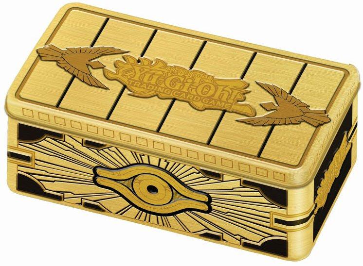 Méga Tin Box 2019 Le Sarcophage Doré