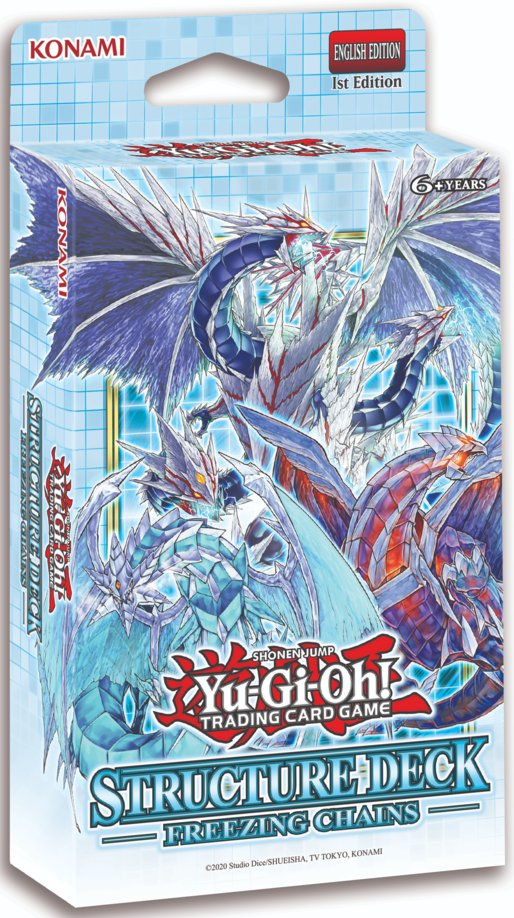 Planning des sorties Yu-Gi-Oh 2021