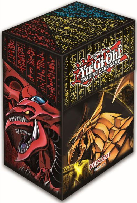 Deckbox Egyptian God